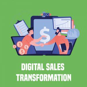 crm digital sales transformation
