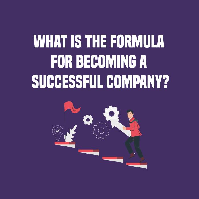 Five Formulas for Business Success